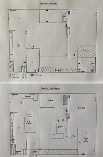 Rénovation appartement - 1