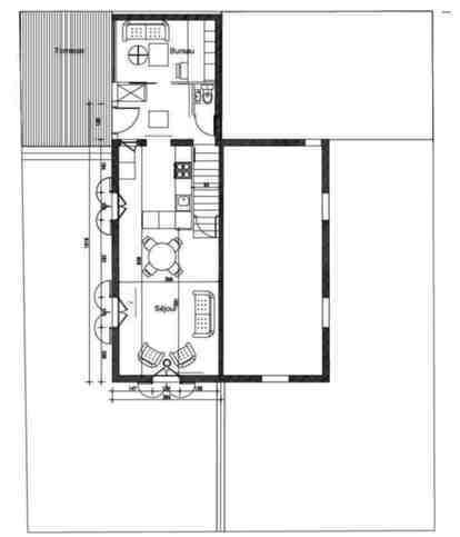 R novation maison 1900 extension alfortville 94140 for Extension maison 1900