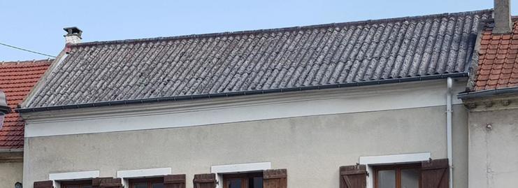 Peinture toiture fibro ciment à MONTLIGNON (95680) VAL-D'OISE, détail et devis travaux