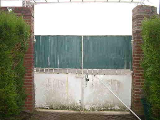 Changement et pose portail et grilles - 1