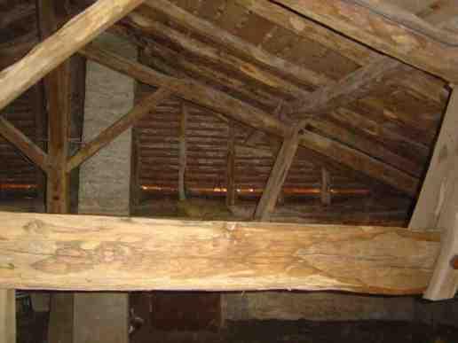 Rénovation toiture et modification de la charpente à SAINT-FRONT-DE-PRADOUX (24400) DORDOGNE ...