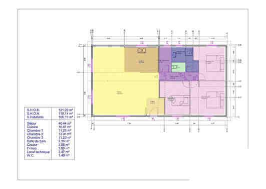 Terrassement Et Fondation De Maison   1