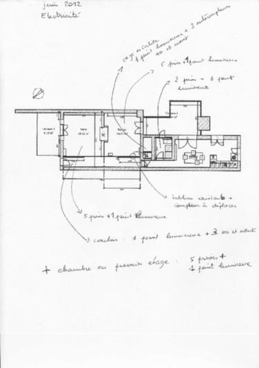 Électricité / rénovation  - 1