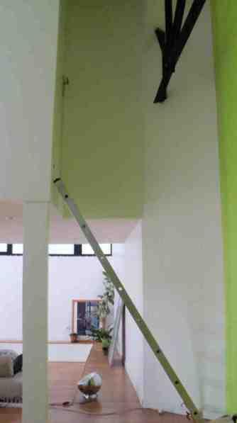 Escalier métal pour mezzanine - 1