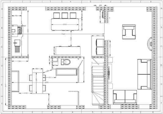 Pose 80 m2 carrelage - 1