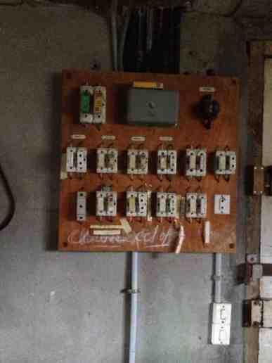 Rénovation électrique complète - 1