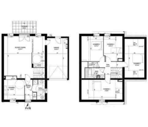 d molition totale construction maison t6 marseille 13 13013 bouches du rhone d tail et. Black Bedroom Furniture Sets. Home Design Ideas