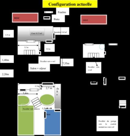 Aménagement sous-sol et terrassement jardin - 1