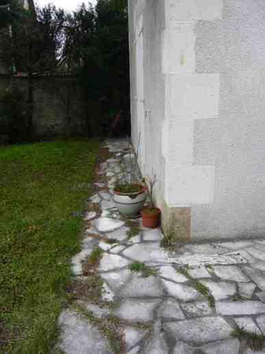 Pose carrelage sur terrasse extérieure - 1