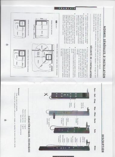 colonne de douche banacril