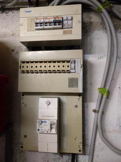 Rénovation électrique - tableau - 1