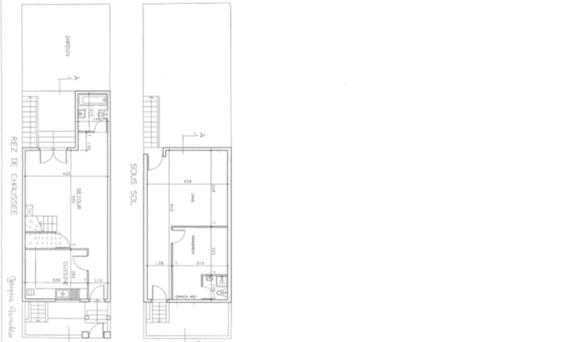 Installation complète  chauffage central gaz chaudière à condensation - 1