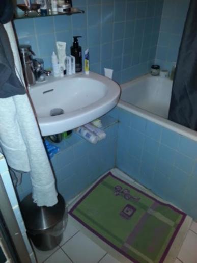 Mise en place d'une arrivée d'eau dans salle de bain - 1