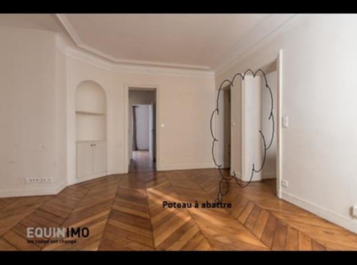 ouverture dans mur porteur abattre poteau porteur paris 10 75010 paris d tail et devis travaux. Black Bedroom Furniture Sets. Home Design Ideas