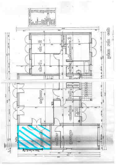 Extension 15m2 maison - 1