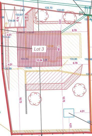 Terrassement En Vue De La Construction Du0027une Maison Et Démolition Du0027une  Piscine
