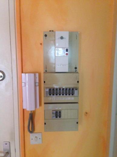remplacement tableau electrique - 1