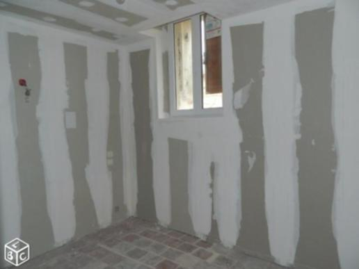 Rénovation d un  appartement + cage escalier - 1