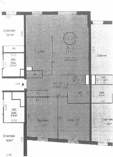 installation d 39 une verriere sur une cloison plan de travail cloison a la place d 39 une porte. Black Bedroom Furniture Sets. Home Design Ideas