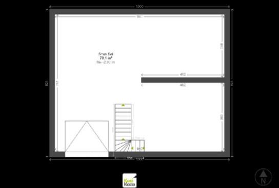 Construction maison r+1 avec sous sol total - 1