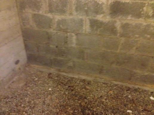Réaliser une dalle béton dans une cave - 1