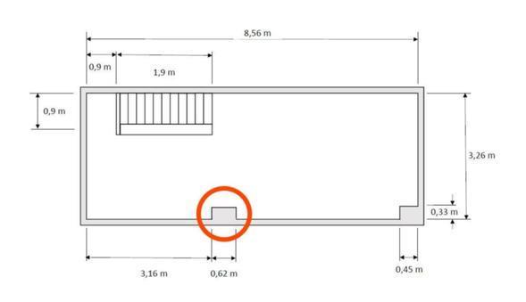 Dépose d'un conduit de cheminée en fibro-ciment - 1