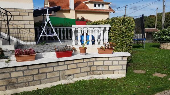 Démolition d'une terrasse extérieure - 1