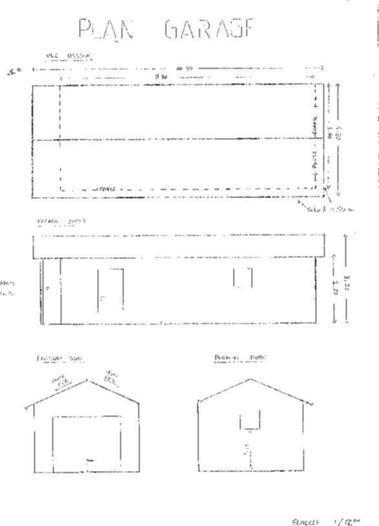 construction d'un garage en gironde - 1