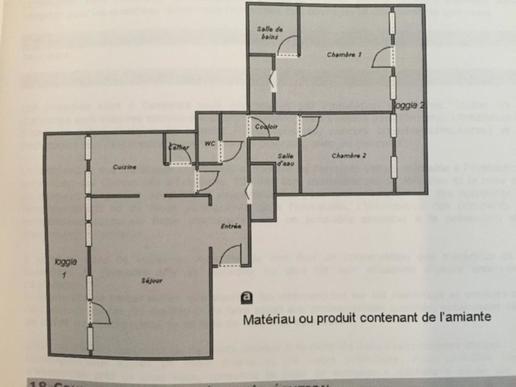 Peinture et parquet appartement 74m² - 1