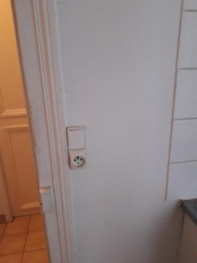 Installation prises électriques (dont spé) pour cuisine - 1
