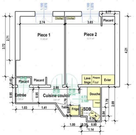 Renovation complète appartement - 1