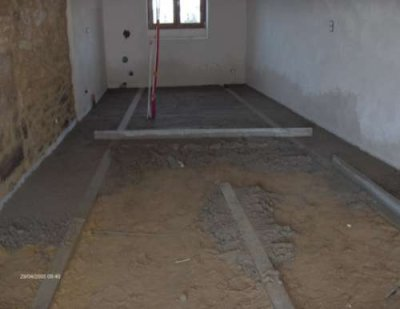 Pose carrelage for Pose carrelage sur osb